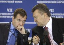Официальный визит Дмитрия Медведева на Украину. 2-й день