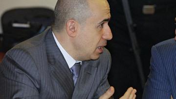 Глава инвестфонда Digital Sky Technologies (DST) Юрий Мильнер