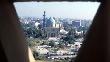 Ирак. Город Багдад