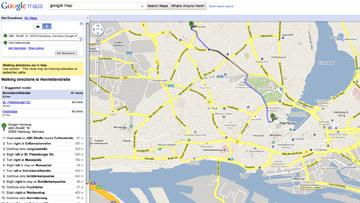 скриншот google maps
