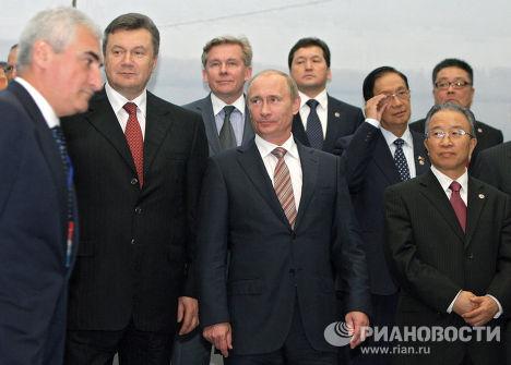 Владимир Путин принял участие в саммите СВМДА в Стамбуле