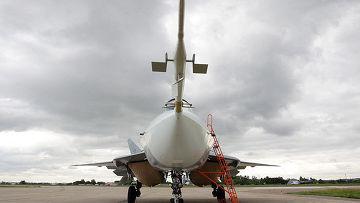 Испытания истребителя пятого поколения Т-50