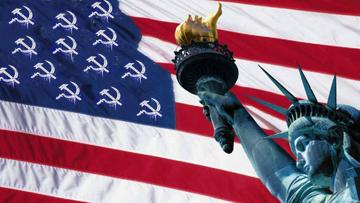 Начало советской эпохи в Америке