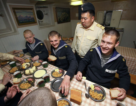 К Дню Тихоокеанского флота (21 мая)