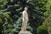 Музей Сталина в городе Гори