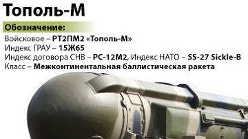 Тополь-М (проект ВС)