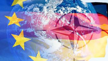 Евросоюз, НАТО и Германия объединяются