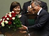 Инаугурация нового президента  Польши Бронислава Коморовского