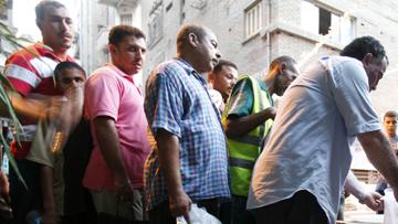 очереди в египте в рамадан