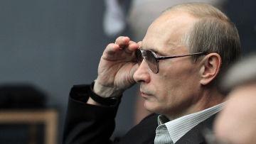 """Владимир Путин посетил ООО """"Газпром-ВНИИГАЗ"""""""