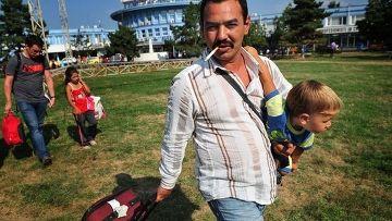 Депортация цыган из Франции
