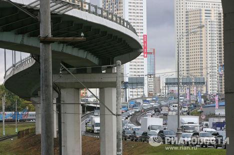 Третье транспортное кольцо в Москве