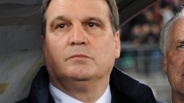 Помощник главного тренера сборной Ирландии Марко Тарделли