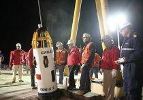 Спасение горняков, оказавшихся заблокированными на одной из шахт в Чили более двух месяцев назад после обвала породы