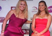 Каролине Возняцки и Вера Звонарева участие жеребьевке Чемпионата WTA в столице Катара Дохе