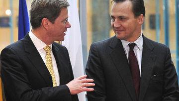 Министры иностранных дел Германии и Польши