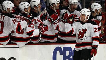 """команда """"Дьяволы"""" New Jersey Devils"""