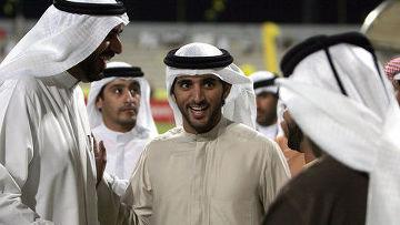 28-летний Хамдан бин Мухаммед бин Рашид Аль Мактум
