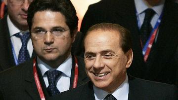 Валентино Валентини советник переводчик личный секретарь инструктор компаньон Берлускони