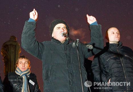 Гарри Каспаров, Сергей Удальцов