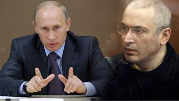 """акция """"Меняем Путина на Ходорковского"""""""