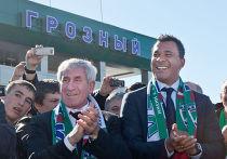 """Прилет главного тренера ФК """"Терек"""" Руда Гуллита в Грозный"""