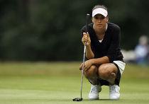 российская гольфистка Мария Верченова