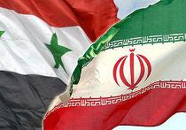 Иран и Сирия - лучшие друзья