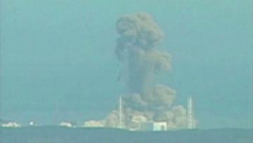 """Взрыв на третьем реакторе японской АЭС """"Фукусима-1"""""""