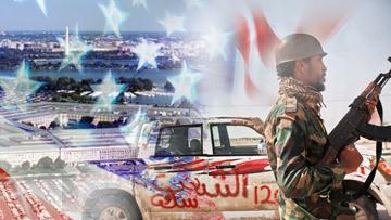 сша готовы рассмотреть возможность военных действий в ливии