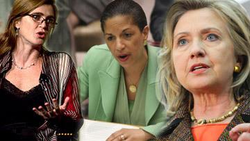 Американские валькирии из сферы внешней политики: Хиллари Клинтон, Саманта Пауэр, Сьюзан Райс