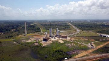 Космодром Европейского космического агентства (ESA) в Куру (Французская Гайана) готов увеличить количество запусков российских ракет-носителей «Союз»