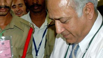 индийский космонавт  Ракеш Шарма (Rakesh Sharma)