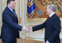 Рабочий визит Владимира Путина в Киев