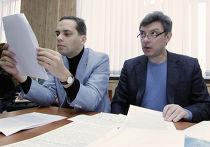 Владимир Милов и Борис Немцов