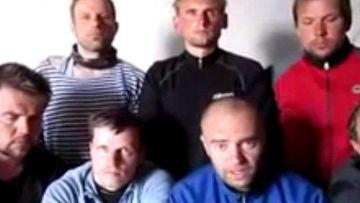 похищенные в Ливане эстонцы просят помощи