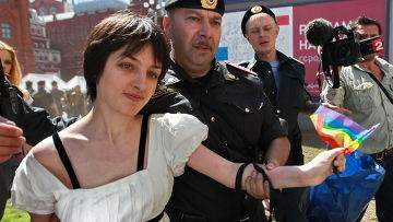 """Акция """"Москоу Гей-Прайд 2011"""""""