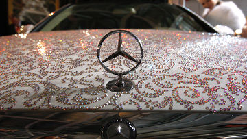 Выставка MILLIONAIRE FAIR MOSCOW 2007