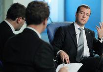 """Интервью Д.Медведева британской газете """"Файнэншл таймс"""""""