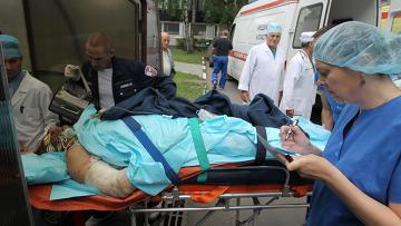 Пострадавшие в авиакатастрофе в Карелии доставлены в больницы