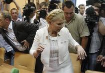над Юлией Тимошенко в  Печерском суде Украины  начался судебный процесс