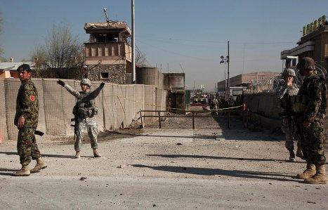 Афганский Кабул