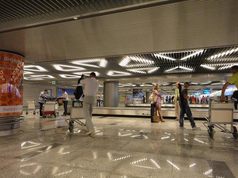 Новый пассажирский терминал А аэропорта Внуково