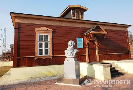 """Станция-музей """"Козлова засека"""""""