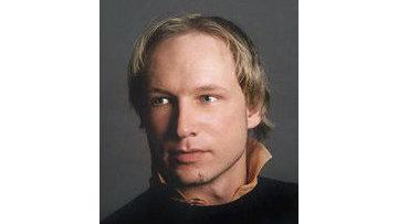 Исполнитель терактов в Норвегии Андерс Беринг Брейвик