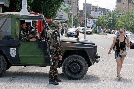 Ситуация в Косово