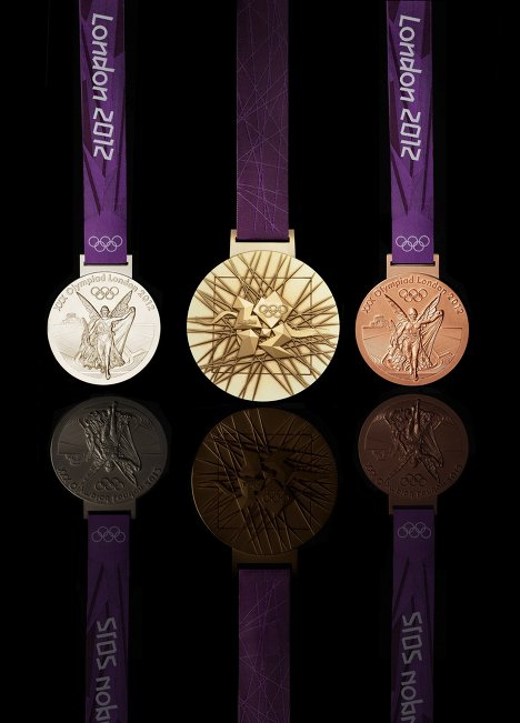 Медали Олимпийских игр-2012
