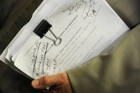 Американский долговой кризис: палата представителей одобрила долговой законопроект