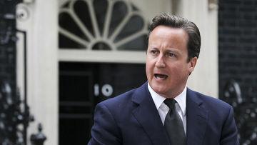 Дэвид Кэмерон созывает парламент в связи с беспорядками