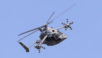 Вертолет Eurocopter X3